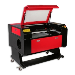 Plotter a laser CO2 80W 70x50 DSP